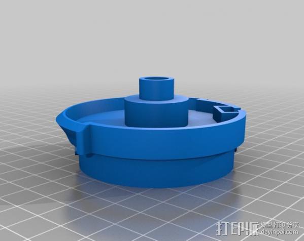 Craftsman电动设备 粉末涂层装置 3D模型  图13