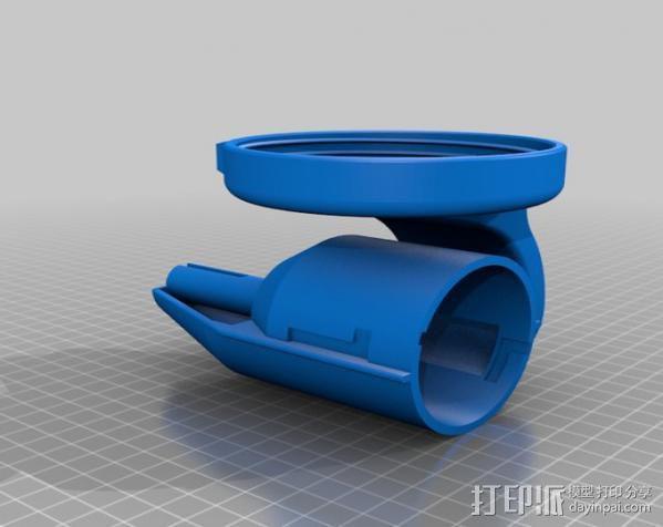 Craftsman电动设备 粉末涂层装置 3D模型  图17