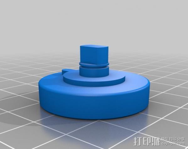 Craftsman电动设备 粉末涂层装置 3D模型  图21