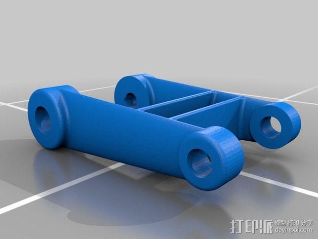 螺栓紧固器 3D模型  图2