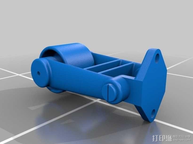 螺栓紧固器 3D模型  图1