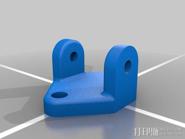 螺栓紧固器 3D模型  图3