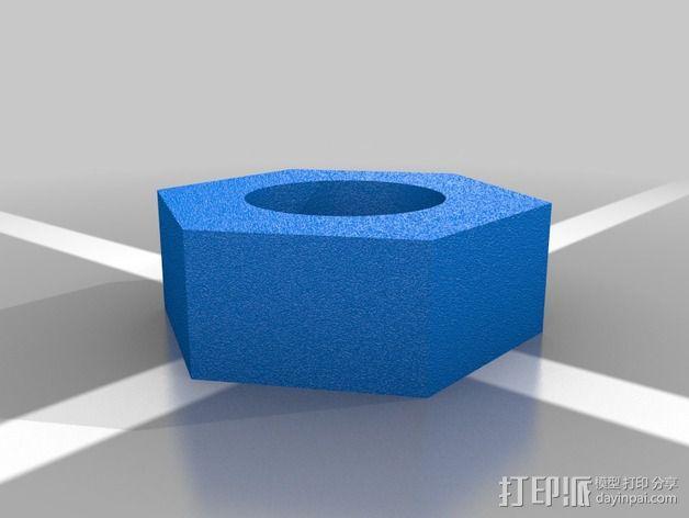 螺栓紧固器 3D模型  图4
