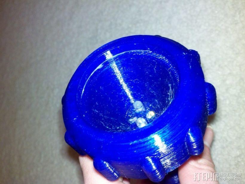 手电筒 3D模型  图8