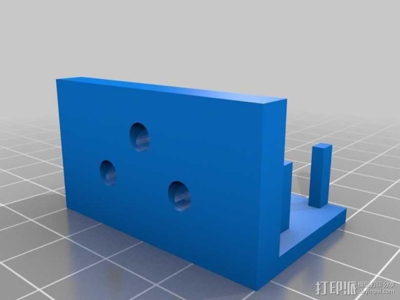 Shapeoko 2限位开关 3D模型  图4