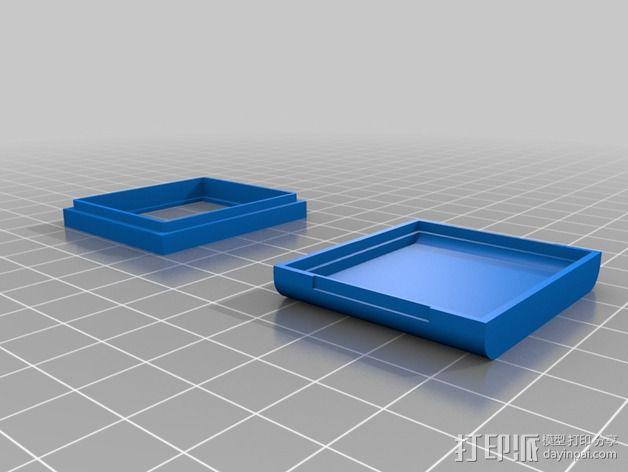 手表零部件 3D模型  图2