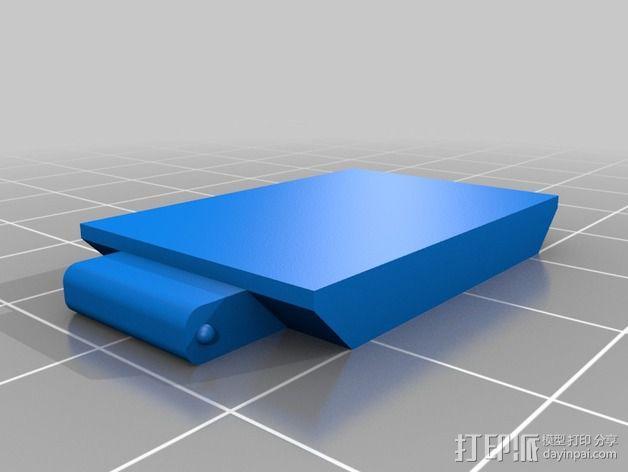 手表零部件 3D模型  图4