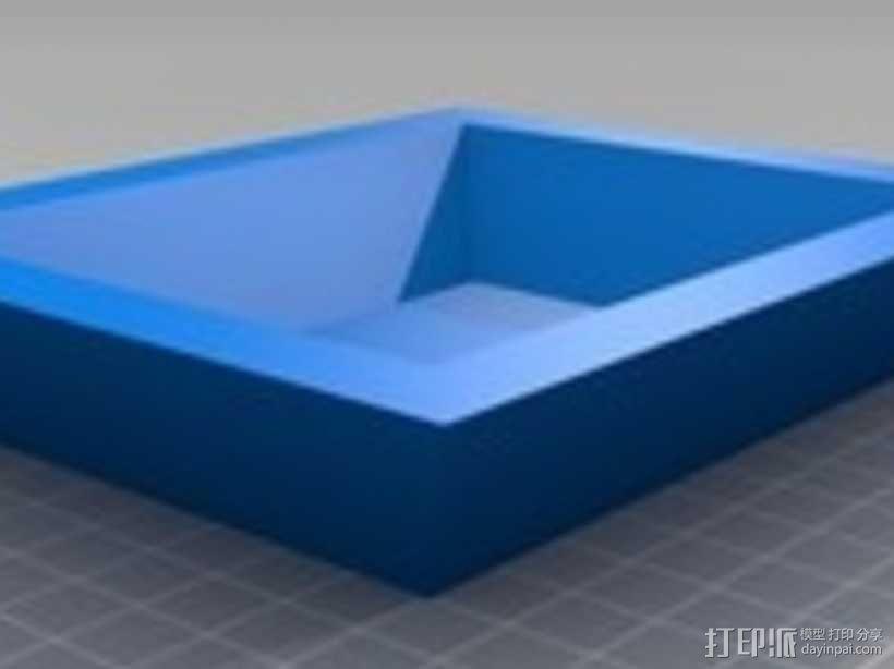 简易&参数化托盘  3D模型  图6