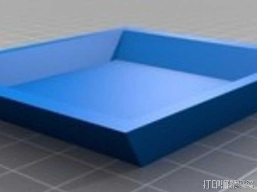 简易&参数化托盘  3D模型  图3