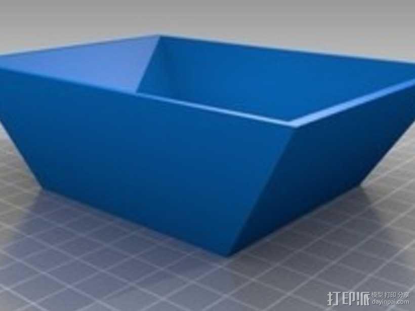 简易&参数化托盘  3D模型  图4