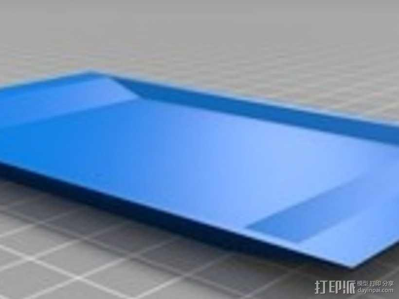 简易&参数化托盘  3D模型  图5