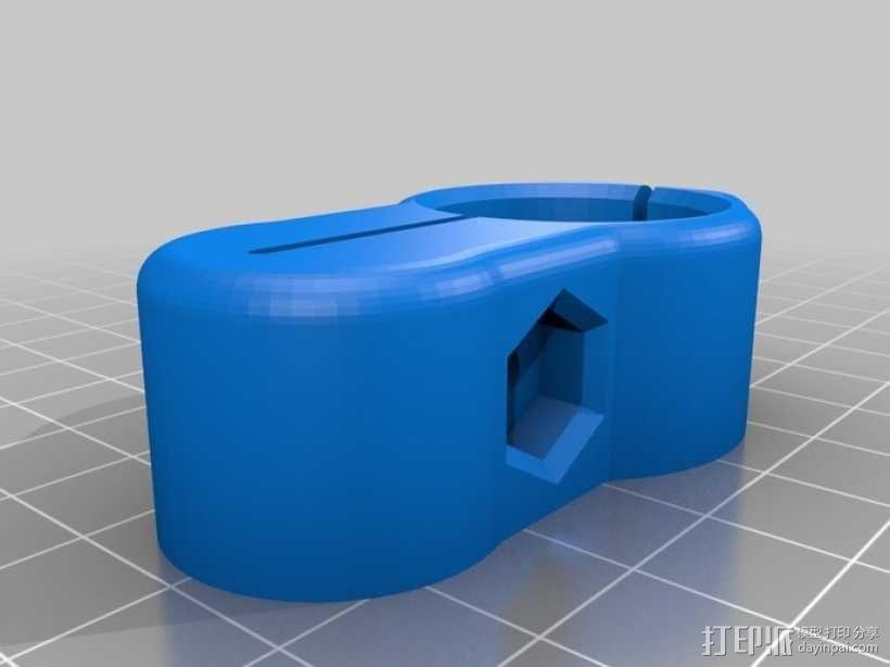 三脚架  3D模型  图6