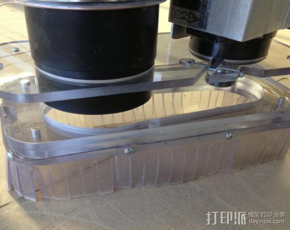 ShopBot除尘条 3D模型  图7