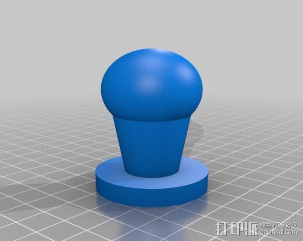 个性化印章  3D模型  图3