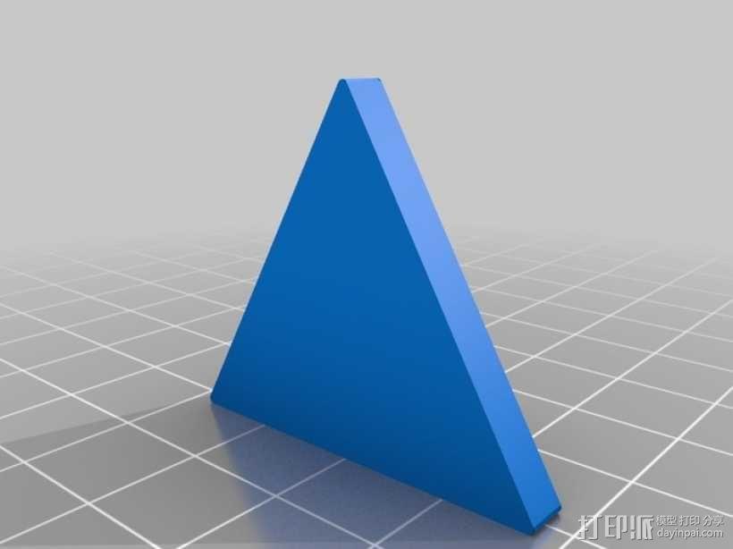 美工刀刀片更换装置 3D模型  图2
