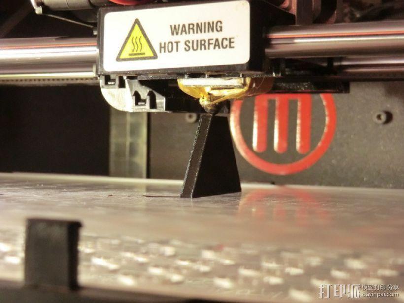 美工刀刀片更换装置 3D模型  图5