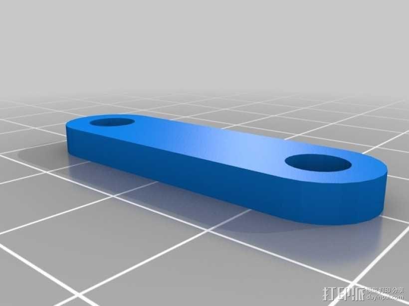 草药压制机 3D模型  图3