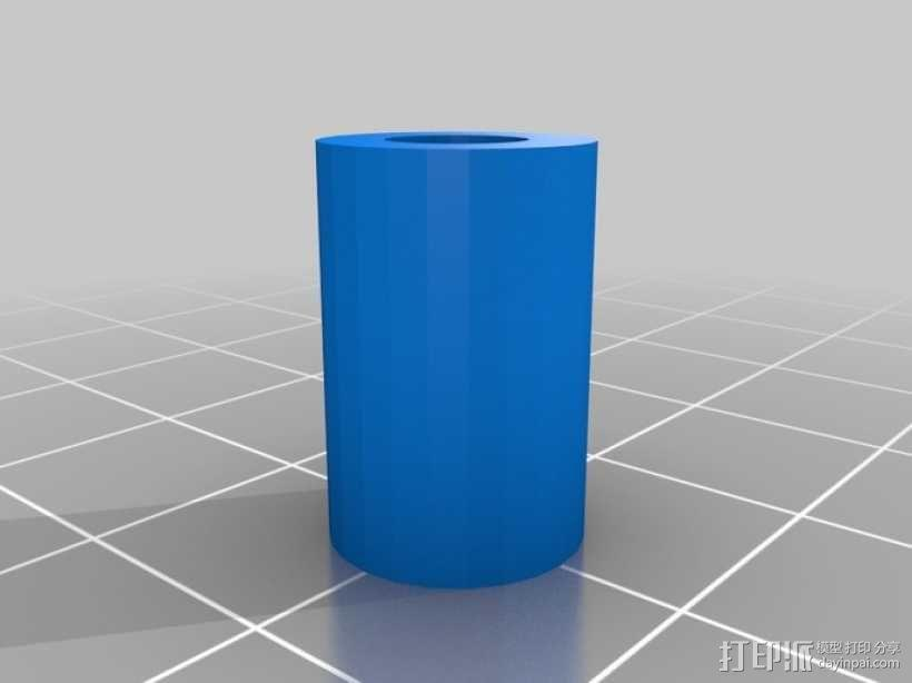 草药压制机 3D模型  图5
