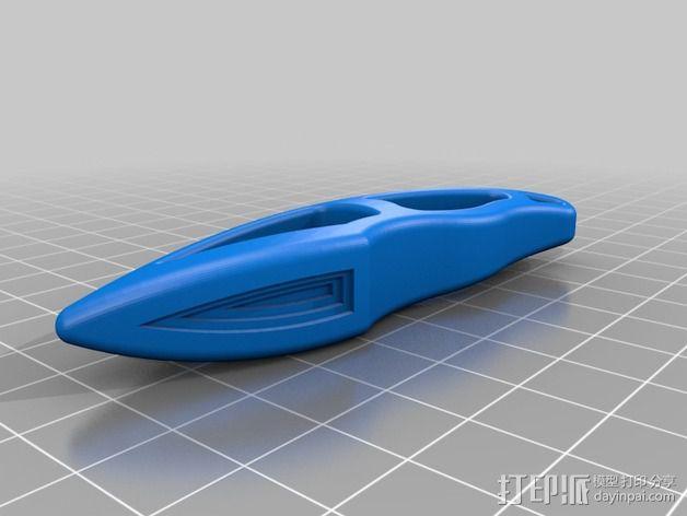 迷你小刀 3D模型  图5