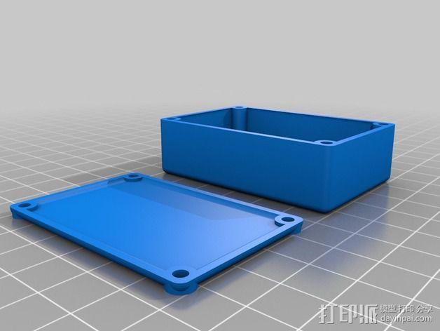 PCB电路板 小盒 3D模型  图3