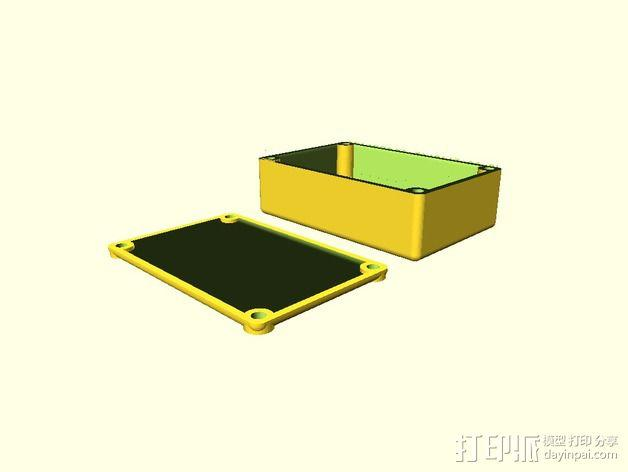 PCB电路板 小盒 3D模型  图2