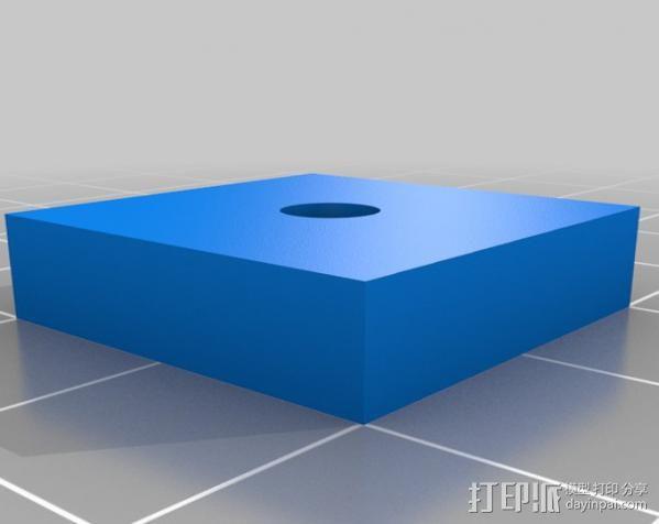 空心铆钉 3D模型  图5