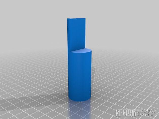 Shapeoko2电动工具零部件 3D模型  图2