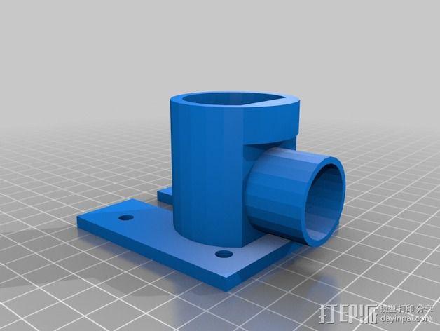 Shapeoko2电动工具零部件 3D模型  图3