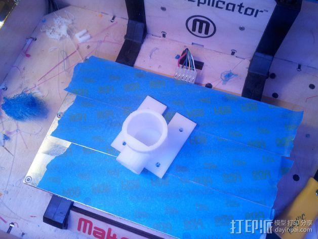 Shapeoko2电动工具零部件 3D模型  图7