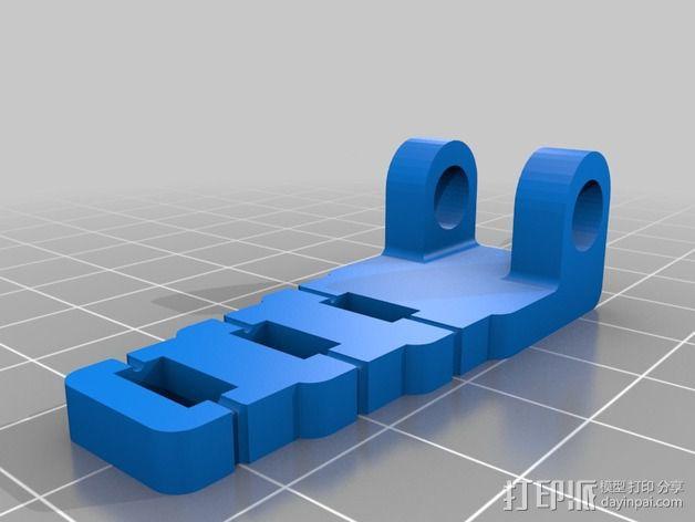 电阻器 弯曲机 3D模型  图5