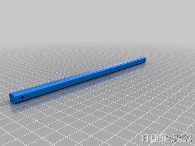 CNC设备外壳 3D模型  图4