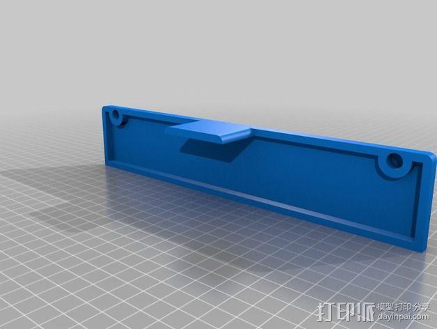 CNC设备外壳 3D模型  图5