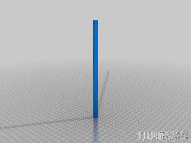 CNC设备外壳 3D模型  图7