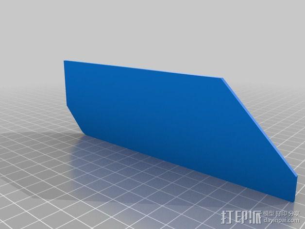 CNC设备外壳 3D模型  图8