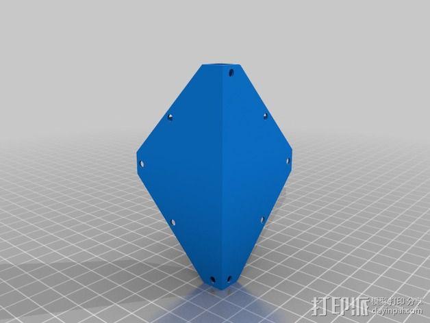 CNC设备外壳 3D模型  图13