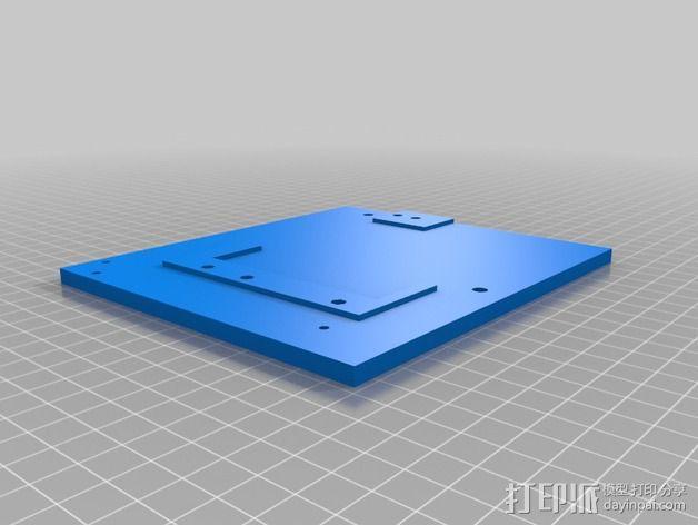 CNC设备外壳 3D模型  图18