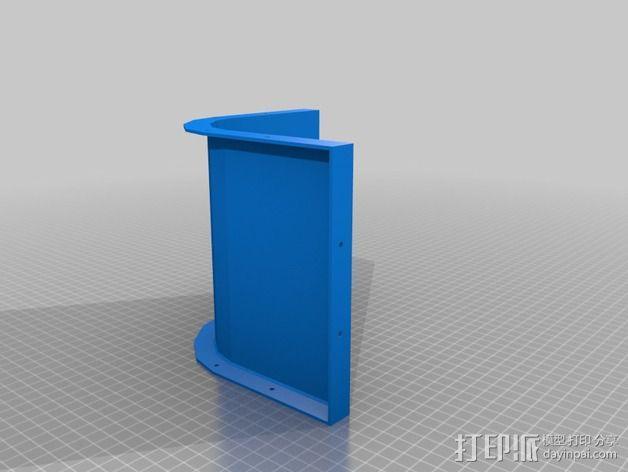 模块化小盒 3D模型  图2