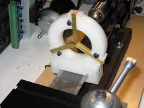 Sherline车床中心架 3D模型