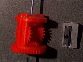 机械设备零部件 差动总成 3D模型