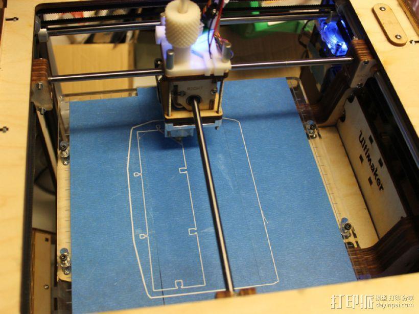 模块化调色板 3D模型  图3