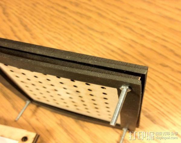 真空成形机 3D模型  图5