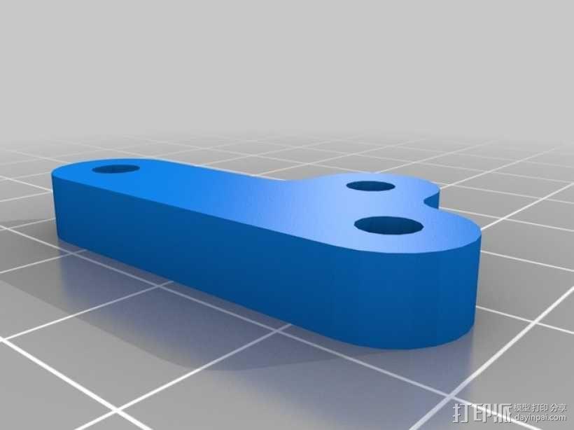 爪钩 V2 3D模型  图4