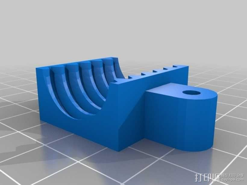 爪钩 V2 3D模型  图6