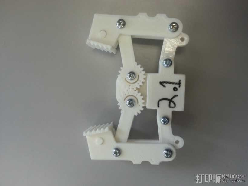 爪钩 V2 3D模型  图7