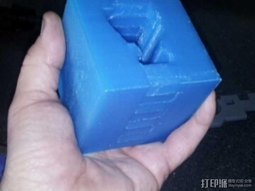 AR接收机保护套 3D模型  图6
