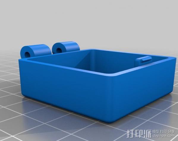 小盒 3D模型  图4