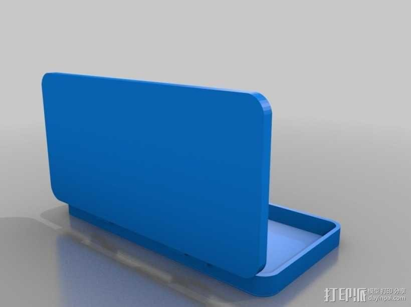 文具盒 3D模型  图1