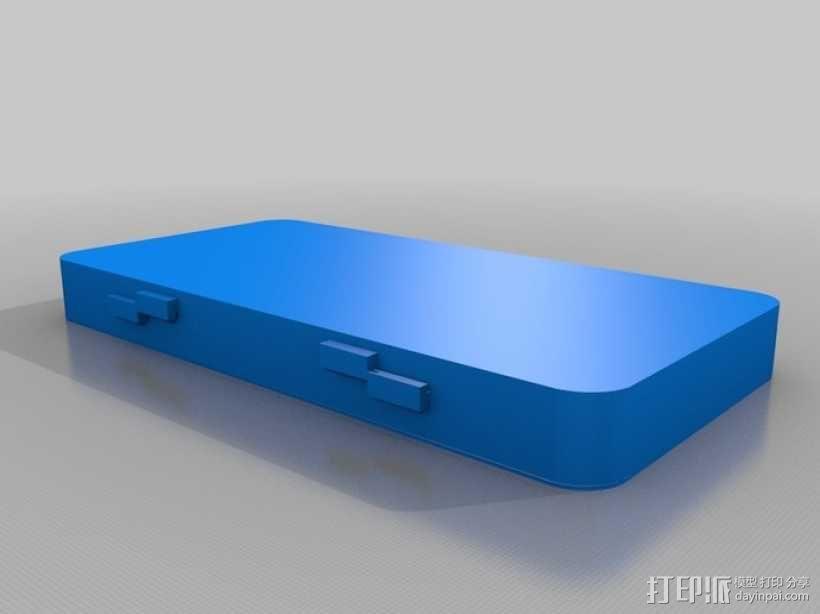 文具盒 3D模型  图3
