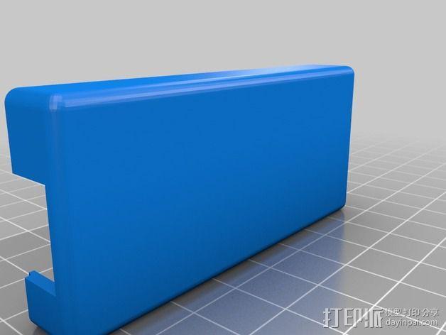 FaceDancer21电路板 外壳 3D模型  图3
