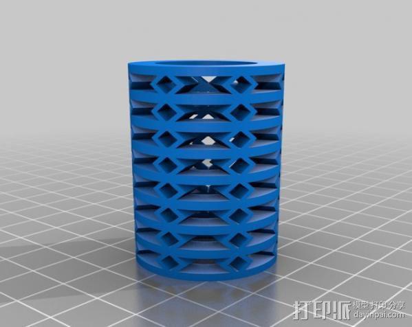 参数化弹簧 测试版 3D模型  图2